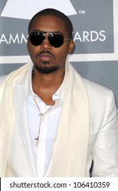 Nas at the 51st Annual GRAMMY Awards. Staples Center, Los Angeles, CA. 02-08-09