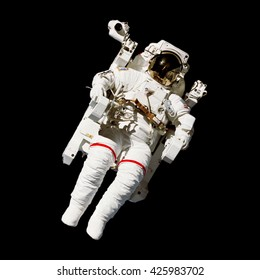 NASA Space Exploration Astronaut (Elements of this image furnished by NASA)