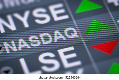 The Nasdaq Stock Market is an American stock exchange.