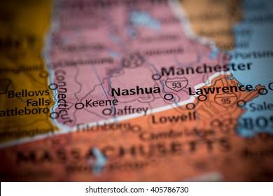 Nashua. New Hampshire. USA