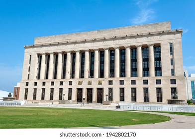 Nashville Davidson County Court House and City Hall, Tennessee, United States of America.