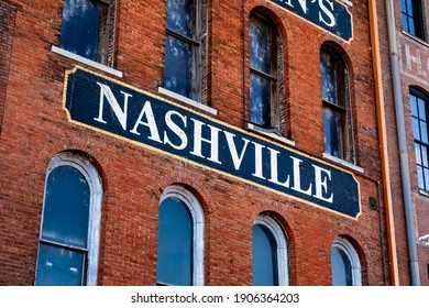 Nashville Has Real History In Music