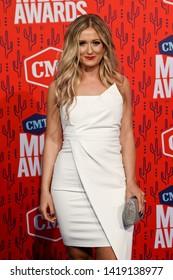 NASHVILLE - JUN 5: Rachel Wammack attends the 2019 CMT Music Awards at the Bridgestone Arena on June 5, 2019 in Nashville, Tennessee.