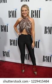 NASHVILLE, TN - NOV 13: Brooke Eden attends the BMI Country Awards 2018 at BMI Nashville on November 13, 2018 in Nashville, Tennessee.