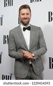 NASHVILLE, TN - NOV 13: Charles Kelley attends the BMI Country Awards 2018 at BMI Nashville on November 13, 2018 in Nashville, Tennessee.