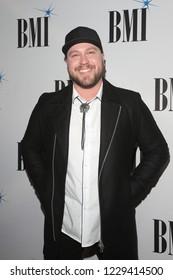 NASHVILLE, TN - NOV 13: Mitchell Tenpenny attends the BMI Country Awards 2018 at BMI Nashville on November 13, 2018 in Nashville, Tennessee.