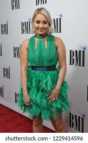 NASHVILLE, TN - NOV 13: RaeLynn attends the BMI Country Awards 2018 at BMI Nashville on November 13, 2018 in Nashville, Tennessee.