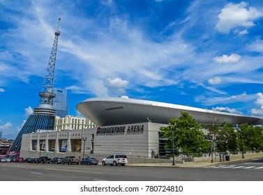 Nashville, TN USA - 06/17/2014 - Nashville, TN USA - Bridgestone Arena - Nashville Predators