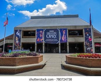 Nashville, TN USA - 06/17/2014 - Nashville, TN USA - Opryland Entrance
