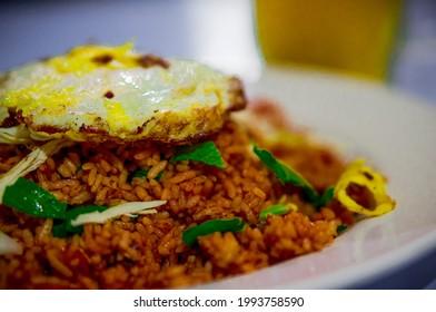 Nasi Goreng, makanan lezat Indonesia