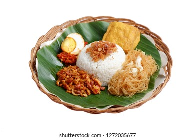 nasi uduk images stock photos vectors shutterstock https www shutterstock com image photo nasi uduk betawi isolated white background 1272035677