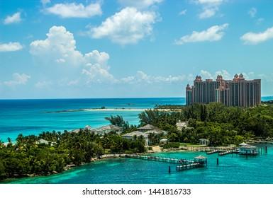 Nassau Bahamas cruise ship terminal