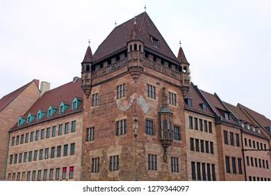 Nassauer Haus in Nürnberg, Germany