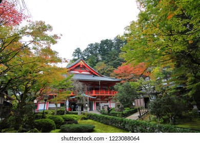 Natadera temple Kanazawa Japan