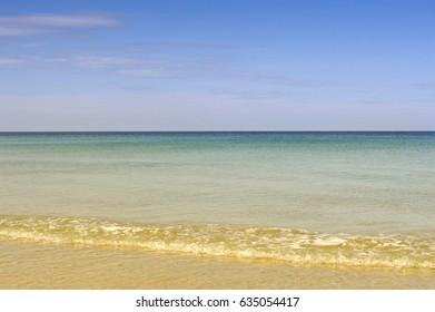 Natai Beach, Phangna, Thailand
