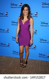 Natalie Morales at the Disney/ABC Summer 2013 TCA Press Tour, Beverly Hilton, Beverly Hills, CA 08-04-13