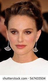 Natalie Portman at the 23rd Annual Screen Actors Guild Awards held at the Shrine Expo Hall in Los Angeles, USA on January 29, 2017.