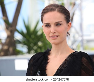 Natalie Portman attends the 'A Tale Of Love And Darkness' photocall during the 68th annual Cannes Film Festival on May 17, 2015 in Cannes, France.