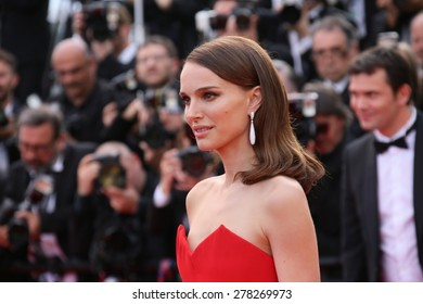 Natalie Portman attends the opening ceremony and 'La Tete Haute' premiere during the 68th annual Cannes Film Festival on May 13, 2015 in Cannes, France.