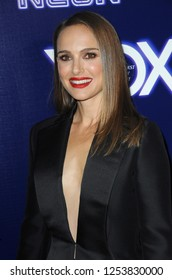 Natalie Portman at the Los Angeles premiere of 'Vox Lux' held at the ArcLight Cinemas in Hollywood, USA on December 5, 2018.
