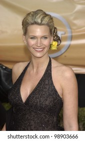 NATASHA HENSTRIDGE at the 10th Annual Screen Actors Guild Awards in Los Angeles. February 22, 2004