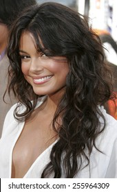 """Nathalie Kelley attends the Los Angeles Premiere of """"The Fast and the Furious: Tokyo Drift"""" held at the Universal Studios in Hollywood, California on June 4, 2006."""