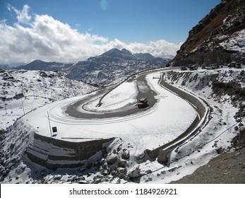 Nathu-la Pass - Sikkim