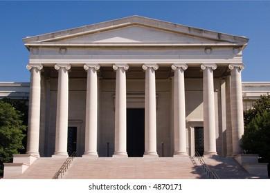 Nationa Museum of Art in Washington DC
