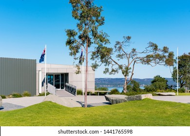 The National Anzac Centre in Albany, Western Australia, Australia. Photographed: September, 2018.