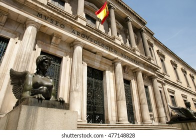 National Archaeological Museum - Madrid - Spain