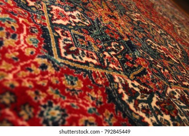 National Azerbaijani carpet