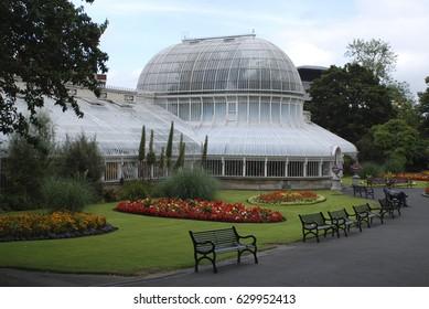 National Botanic Gardens of Ireland in Dublin, september 2010