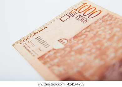 National currency of Colombia