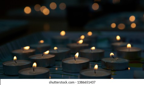 National Day of Remembrance and Mourning in Israel and Beyond. The day on which the Jews who became victims of Nazism during World War II are remembered all over the world.