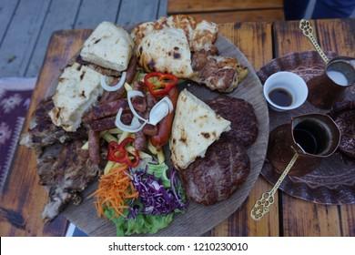 National Dish of Bosnia and Herzegovina – Cevapi