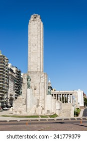 National Flag Memorial of Argentina in Rosario city
