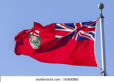National flag of the province of Manitoba, Canada