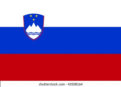 National Flag Slovenia