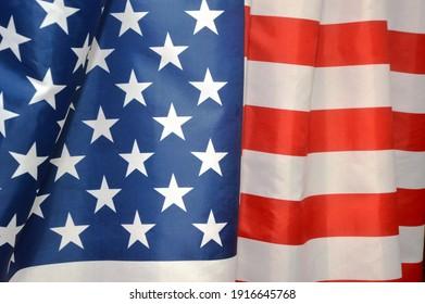 Nationalflagge der Vereinigten Staaten von Amerika