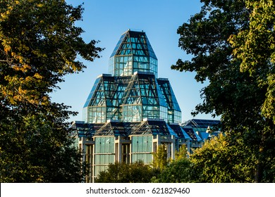 National Gallery of Canada, Art Building in Ottawa