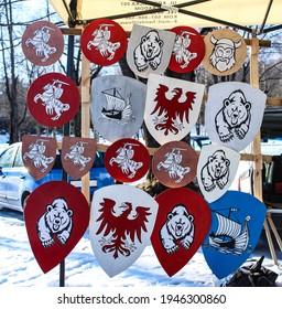 national heraldry of Belarusian locations
