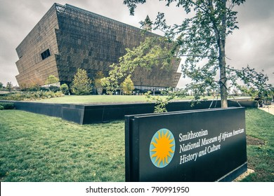 National Museum of African American History and Culture - WASHINGTON, DISTRICT OF COLUMBIA - October 11, 2017