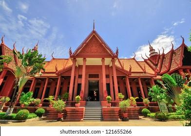 National Museum in Phnom Penh - Cambodia