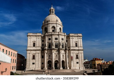 National Pantheon (The Church of Santa Engracia) is a 17th-century monument in Lisbon, Portugal.