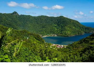 National Park of American Samoa, Tutuila island, American Samoa, South Pacific