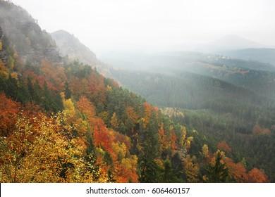 National park Czech Switzerland