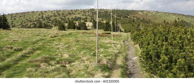 National park JESENIKY, Czech republic.