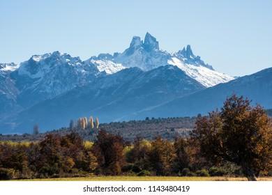National Park Los Alerces, Chubut Province, Patagonia, Argentina
