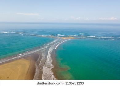 National Park Marino Balenna, Costa Rica