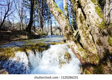 National park Plitvice croatia
